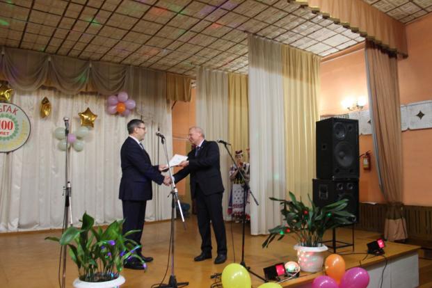100 – летний юбилей Краснобережского государственного аграрного колледжа